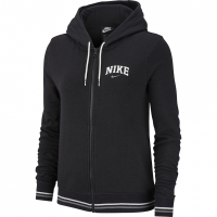 Hanorac Nike W FZ FLC Vrsty negru BV3984 010