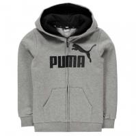 Hanorac Puma No 1 Logo cu fermoar pentru baietei