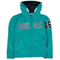 Hanorac SoulCal Fashion cu fermoar pentru baietei