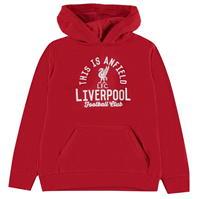 Hanorac Source Lab Liverpool FC pentru baietei