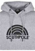 Hanorac Southpole Halfmoon gri-deschis
