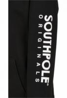 Hanorac Southpole Halfmoon negru