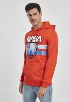Hanorac Southpole NASA Astronaut portocaliu