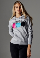 Hanorac Swedish House Mafia Circle pentru Femei deschis-gri Merchcode