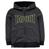 Hanorac Tapout Logo cu fermoar pentru baietei
