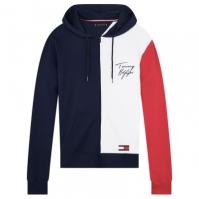Hanorac Tommy Bodywear Signature OTH cu fermoar