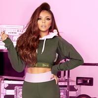 Hanorac USA Pro Little Mix pentru Femei
