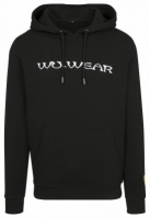 Hanorac Wu-Wear Embroidery negru