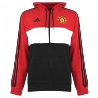 Hanorace cu Fermoar adidas Manchester United pentru Barbati