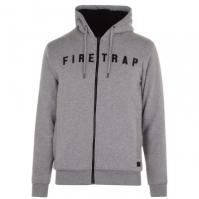 Hanorace cu Fermoar Firetrap cu captuseala