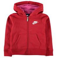 Hanorace cu Fermoar Nike Club pentru Bebelusi