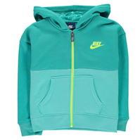 Hanorace cu Fermoar Nike Club pentru fete pentru Bebelusi