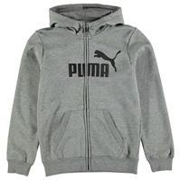 Hanorace cu Fermoar Puma No1 pentru baietei