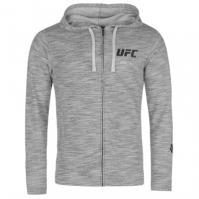 Hanorace cu Fermoar Reebok UFC pentru Barbati