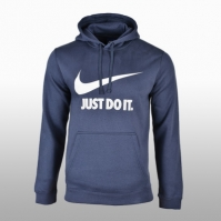 Hanorac Nike bleumarin M Nsw Hoodie Po Jdi Barbati