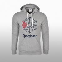 Hanorac gri Reebok Classics Big Logo Barbati