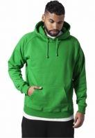 Hanorace simple barbati verde Urban Classics