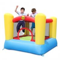 Happy Hop Garden Inflatable Bouncy Castle pentru Copii