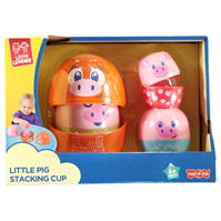 Happy Kid Pig Stacking 91