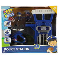 Happyline My Little Police Station pentru Copii