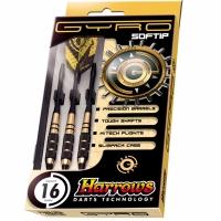 Sageti darts Harrows Softip GYRO CAPS 18g