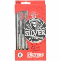 Sageti darts Harrows Softip SILVER ARROW 16g