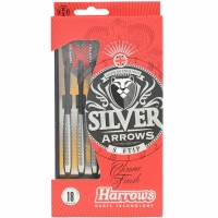 Sageti darts Harrows Softip SILVER ARROW 18g