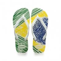 Papuci de plaja Havaianas Brasil Print pentru Barbati