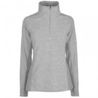 Bluza cu fermoar Columbia Glacil pentru Femei