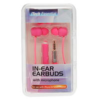 Heatons iTech Essential In Ear Earbuds