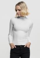 Helanca cu maneca lunga pentru Femei alb Urban Classics