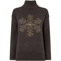 Helanca Maison de Nimes SNOWFLAKE tricot