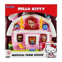 Hello Kitty Musical Farmhouse