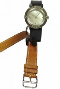 Hermes Mod Passe-passe Quartz din piele Strap 26mm pentru Femei