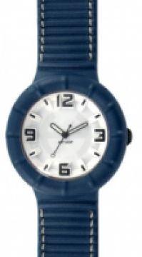 Hip Hop - Navy albastru Pelleleather 42mm