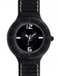 Hip Hop - negru Pelleleather 32mm