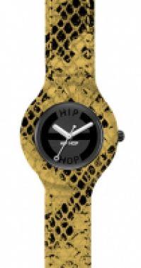 Ceas Hip Hop - Python Yellowblack Dial 32mm