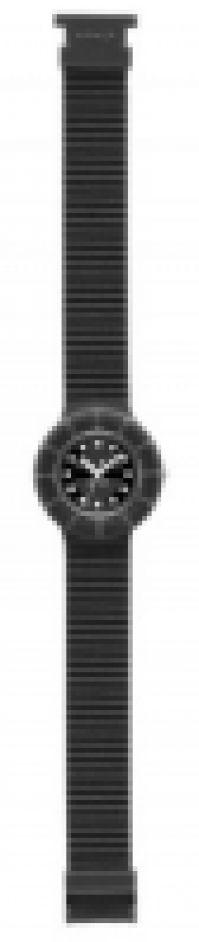 Hip Hop - Velvet negru Swarovsky 32mm