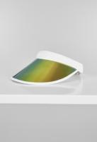 Holographic Visor alb-multicolor Urban Classics