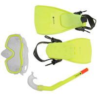 Set Hot Tuna Snorkel Fin and Mask pentru Copii