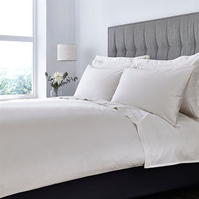 Hotel Collection 500 TC pima bumbac blend fitted sheet
