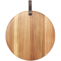 Hotel Collection Acacia Round Board