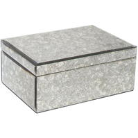 Hotel Collection Glass Jewellery Box