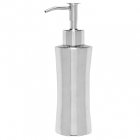 Hotel Collection Stainless Steel Soap Dispenser