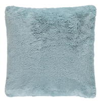 Hotel Collection Frost blana artificiala Cushion