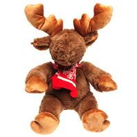 House of Fraser Morris Moose Craciun Toy 26cm