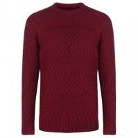 Pulovere tricotate Howick Collington Cable pentru Barbati