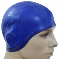 Casti piscina inot ONE SEA albastru Smj