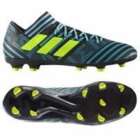 Ghete fotbal adidas NEMEZIZ 17.3 FG S80601 barbati