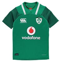 Canterbury Ireland Rugby Acasa Pro Jersey 2017 2018 pentru copii